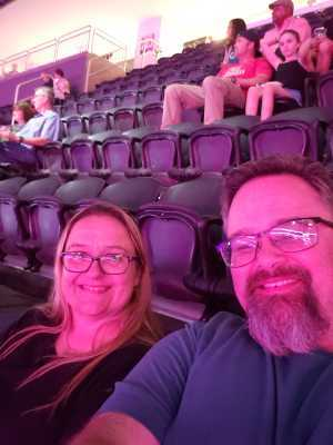 Timothy attended Hootie & the Blowfish: Group Therapy Tour on Jun 22nd 2019 via VetTix