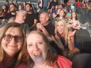 Heather attended Hootie & the Blowfish: Group Therapy Tour on Jun 22nd 2019 via VetTix
