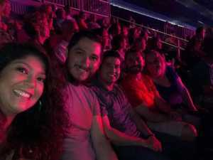 Luke attended Hootie & the Blowfish: Group Therapy Tour on Jun 22nd 2019 via VetTix