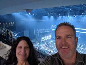 Paul/Christel attended Hootie & the Blowfish: Group Therapy Tour on Jun 22nd 2019 via VetTix