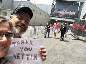 Arthur attended Barret-Jackson Car Auction - Friday Only - General Admission *See Notes on Jun 28th 2019 via VetTix