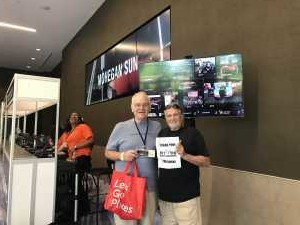 Doug attended Barret-Jackson Car Auction - Friday Only - General Admission *See Notes on Jun 28th 2019 via VetTix