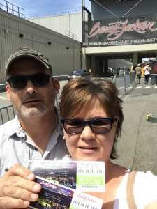 Thomas attended Barret-Jackson Car Auction - Friday Only - General Admission *See Notes on Jun 28th 2019 via VetTix