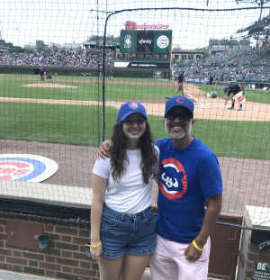 Michael attended Chicago Cubs vs. Seattle Mariners - MLB on Sep 2nd 2019 via VetTix