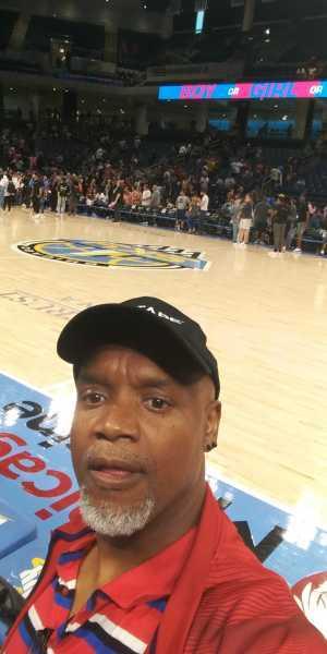 Kenneth attended Chicago Sky vs. Indiana Fever - WNBA ** Hoops for Troops Night! ** on Jul 21st 2019 via VetTix