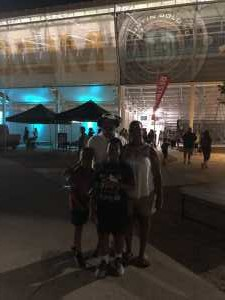 Donna attended Austin Bold FC vs. LA Galaxy II - USL - *** Military Appreciation Match *** on Aug 10th 2019 via VetTix
