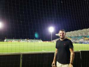 Joseph attended Austin Bold FC vs. LA Galaxy II - USL - *** Military Appreciation Match *** on Aug 10th 2019 via VetTix