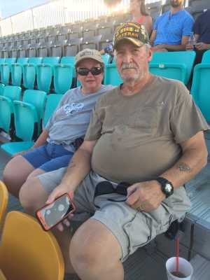 Roger attended Austin Bold FC vs. LA Galaxy II - USL - *** Military Appreciation Match *** on Aug 10th 2019 via VetTix