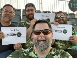 Jerry attended Austin Bold FC vs. LA Galaxy II - USL - *** Military Appreciation Match *** on Aug 10th 2019 via VetTix
