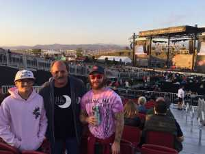 Jedediah  attended Ian Anderson Presents Jethro Tull - 50th Anniversary Tour - Reserved Seating on Jul 6th 2019 via VetTix