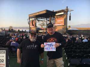 Click To Read More Feedback from Ian Anderson Presents Jethro Tull - 50th Anniversary Tour - Reserved Seating
