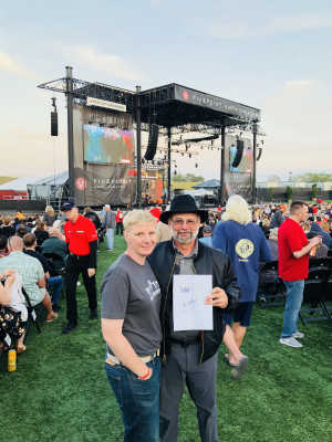 C attended Ian Anderson Presents Jethro Tull - 50th Anniversary Tour - Reserved Seating on Jul 6th 2019 via VetTix