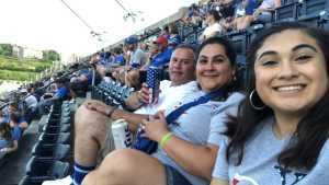 Christopher attended Kansas City Royals vs. Cleveland Indians - MLB on Jul 3rd 2019 via VetTix