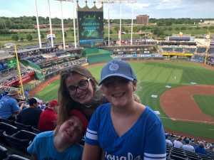 Anthony attended Kansas City Royals vs. Cleveland Indians - MLB on Jul 3rd 2019 via VetTix