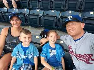 Brandon attended Kansas City Royals vs. Cleveland Indians - MLB on Jul 3rd 2019 via VetTix