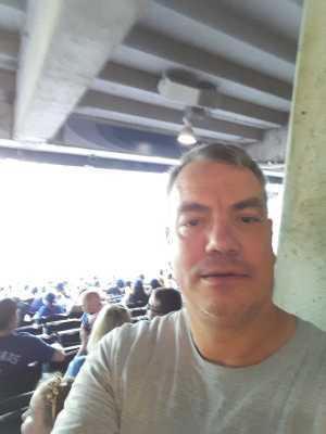 David attended Kansas City Royals vs. Cleveland Indians - MLB on Jul 3rd 2019 via VetTix