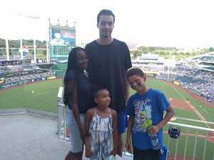 Timothy attended Kansas City Royals vs. Cleveland Indians - MLB on Jul 3rd 2019 via VetTix