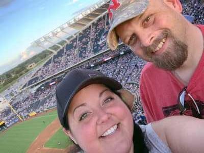Matthew attended Kansas City Royals vs. Cleveland Indians - MLB on Jul 3rd 2019 via VetTix