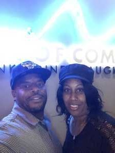 LeVance attended Rick Bronson's House of Comedy - Saturday 9:30PM - 18+ on Jul 20th 2019 via VetTix