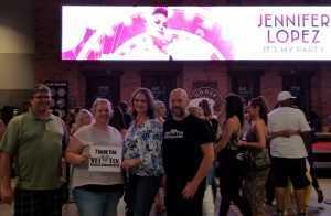 Tom - USAF attended Jennifer Lopez - It's My Party - Latin on Jul 5th 2019 via VetTix