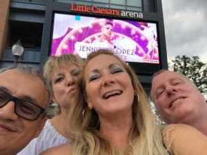 MARY attended Jennifer Lopez - It's My Party - Latin on Jul 5th 2019 via VetTix