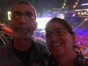 Howard attended Jennifer Lopez - It's My Party - Latin on Jul 5th 2019 via VetTix
