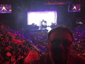 Ron attended Jennifer Lopez - It's My Party - Latin on Jul 5th 2019 via VetTix