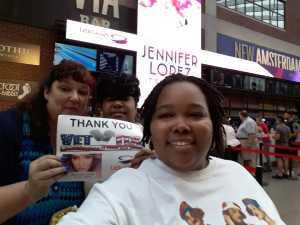 Randy attended Jennifer Lopez - It's My Party - Latin on Jul 5th 2019 via VetTix