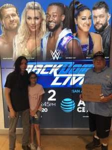 Click To Read More Feedback from WWE Smackdown Live
