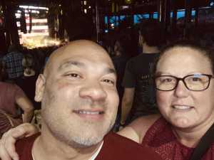 Danielle attended Dave Matthews Band - Alternative Rock on Jul 3rd 2019 via VetTix