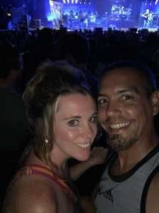 Andrew attended Dave Matthews Band - Alternative Rock on Jul 3rd 2019 via VetTix