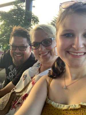 Scott attended Dave Matthews Band - Alternative Rock on Jul 3rd 2019 via VetTix
