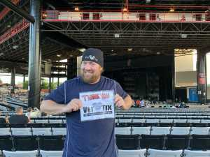 Jeremy attended Dave Matthews Band - Alternative Rock on Jul 3rd 2019 via VetTix