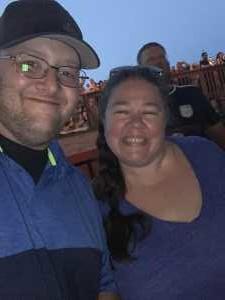 Paul attended Dave Matthews Band - Alternative Rock on Jul 3rd 2019 via VetTix