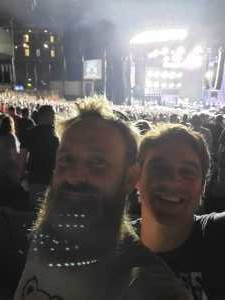 J attended Dave Matthews Band - Alternative Rock on Jul 3rd 2019 via VetTix