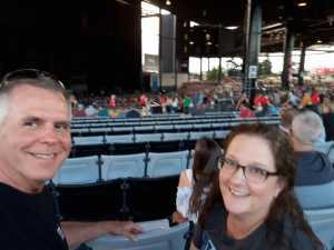 Monica attended Dave Matthews Band - Alternative Rock on Jul 3rd 2019 via VetTix
