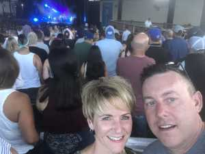 Matthew attended Dave Matthews Band - Alternative Rock on Jul 3rd 2019 via VetTix