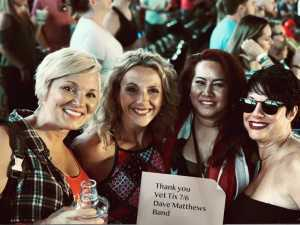Lelia attended Dave Matthews Band - Alternative Rock on Jul 3rd 2019 via VetTix