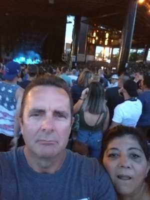 William attended Dave Matthews Band - Alternative Rock on Jul 3rd 2019 via VetTix