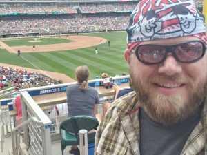 Jesse attended Minnesota Twins vs Oakland Athletics - MLB on Jul 21st 2019 via VetTix