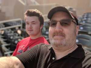 Michael attended Minnesota Twins vs Oakland Athletics - MLB on Jul 21st 2019 via VetTix