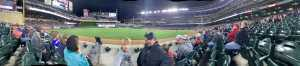 donavan attended Minnesota Twins vs Oakland Athletics - MLB on Jul 21st 2019 via VetTix