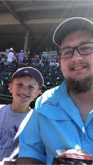 Dan attended Minnesota Twins vs Oakland Athletics - MLB on Jul 21st 2019 via VetTix