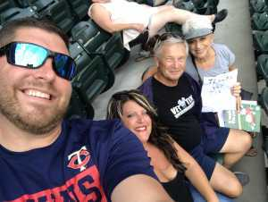 Alan attended Minnesota Twins vs Oakland Athletics - MLB on Jul 18th 2019 via VetTix