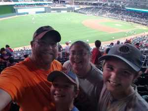 Ryan  attended Minnesota Twins vs Oakland Athletics - MLB on Jul 18th 2019 via VetTix