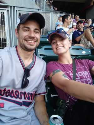 Michael attended Minnesota Twins vs Oakland Athletics - MLB on Jul 18th 2019 via VetTix