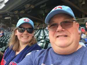 Thomas attended Minnesota Twins vs. New York Yankees - MLB on Jul 22nd 2019 via VetTix