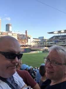 Christopher attended Minnesota Twins vs. New York Yankees - MLB on Jul 22nd 2019 via VetTix