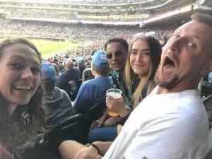 Cecilia attended Minnesota Twins vs. New York Yankees - MLB on Jul 22nd 2019 via VetTix