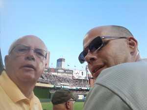 Steve attended Minnesota Twins vs. New York Yankees - MLB on Jul 22nd 2019 via VetTix